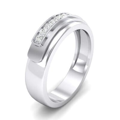 Dais Pave Crystal Ring (0.14 CTW)